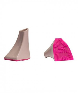 Heelbopps Pastel Pink add-on heels