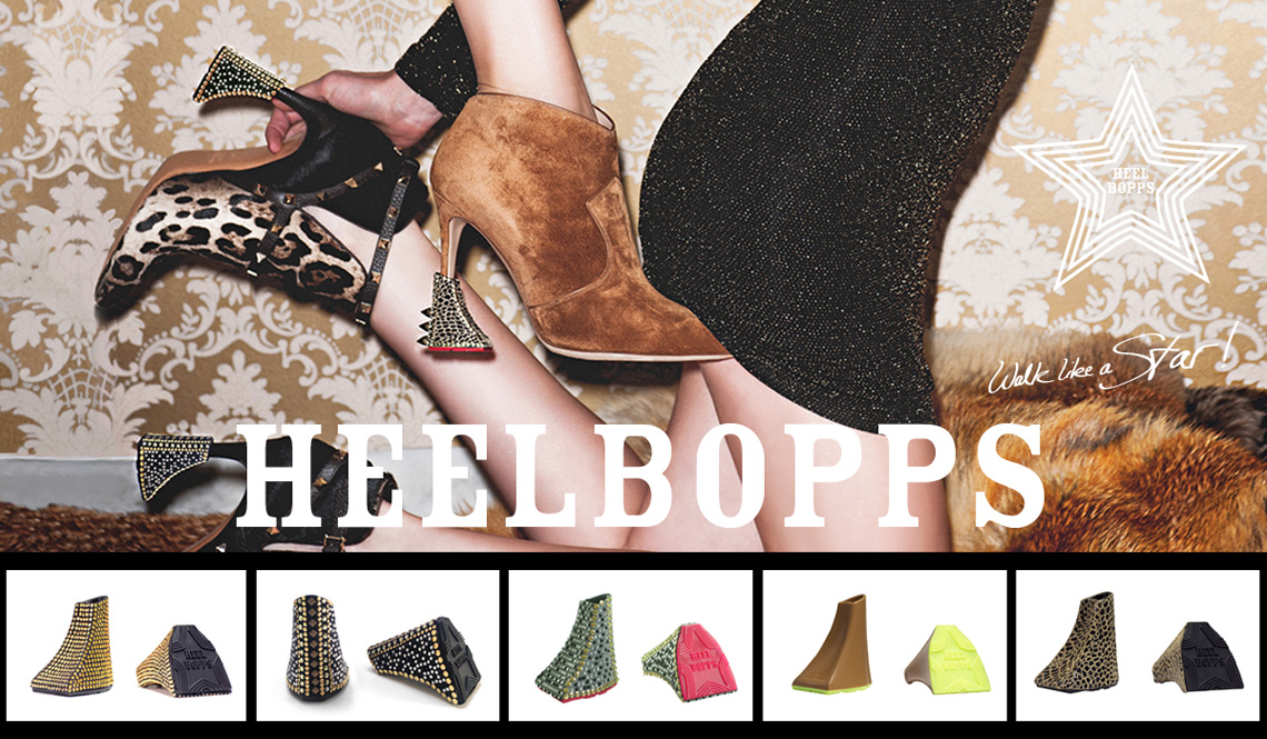 Heelbopps Cleopatra Absatzschoner mit Style Add-on Heels