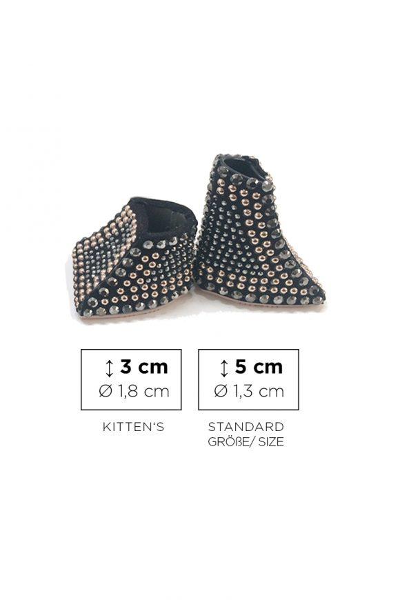 Kitten Heelbopps Size