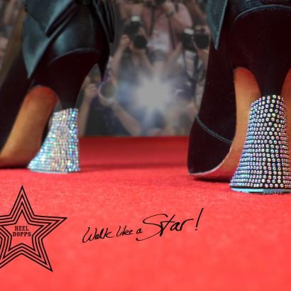 Heelbopps Red Carped styling heels