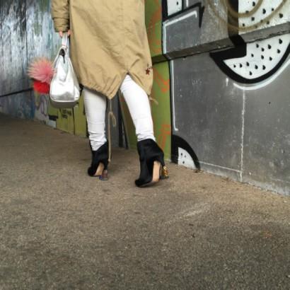 Heelbopps Street Fashion Glam Bopp Art