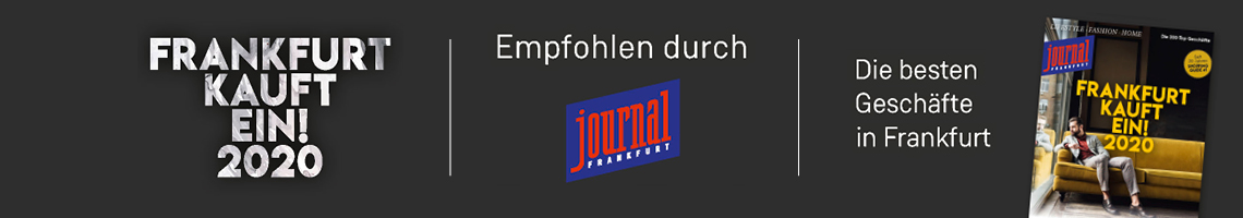 Frankfurt Journal Banner